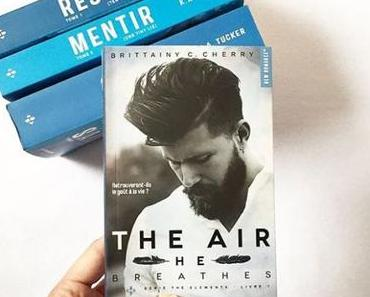 The Elements, Tome 1 : The air he breathes – Brittainy C. Cherry