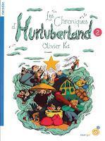 Les chroniques d'Hurluberland T2 - Olivier Ka