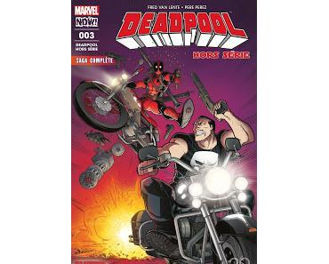 DEADPOOL VERSUS THE PUNISHER : DEADPOOL HORS SERIE 3