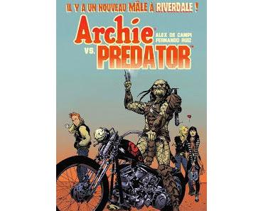 ARCHIE Vs PREDATOR : MASH UP IMPROBABLE CHEZ WETTA