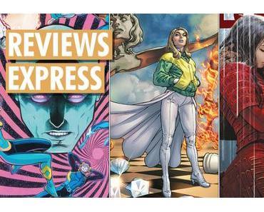 Titres Marvel Comics sortis le 29 novembre 2017