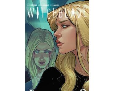 WITCHBLADE #1 : LE REBOOT AVEC KITTREDGE/INGRANATA CHEZ IMAGE
