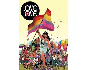 LOVE IS LOVE : LES COMICS CONTRE L'HOMOPHOBIE