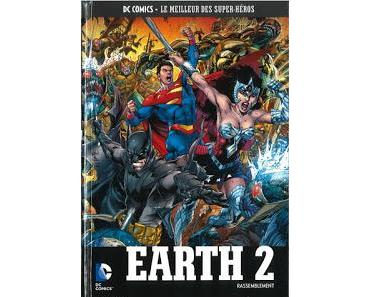 EARTH 2 (DC COMICS LE MEILLEUR DES SUPER-HEROS TOME 59 ET 60 CHEZ EAGLEMOSS)