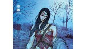 Wonder woman rebirth tome mensonges