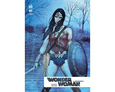 WONDER WOMAN REBIRTH TOME 2 : MENSONGES