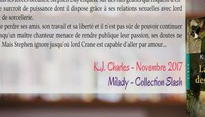 charme Magpie Magie K.J. Charles