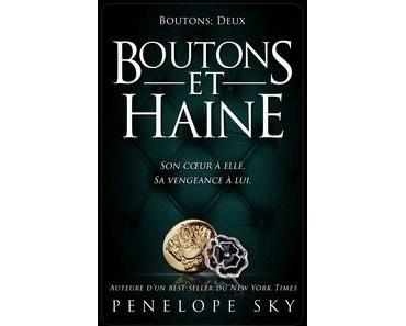 Penelope Sky / Boutons, tome 2: Boutons et haine
