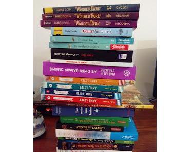 Book-haul du salon du livre de la jeunesse de Montreuil 207