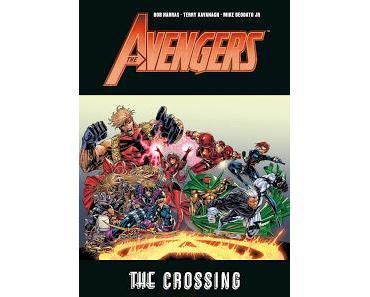 THE AVENGERS : THE CROSSING (L'OMNIBUS CHEZ PANINI COMICS)