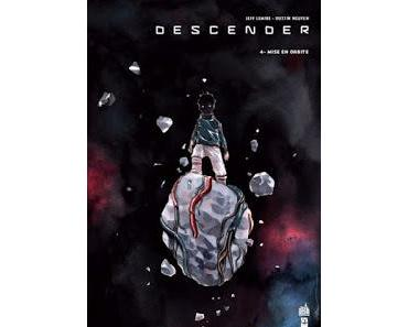 DESCENDER TOME 4 : POURQUOI ON ADORE LA SERIE DE JEFF LEMIRE