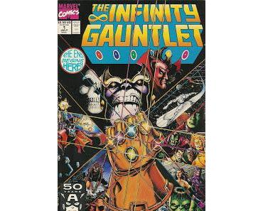 "THE INFINITY GAUNTLET : DIX MOMENTS FORTS DU ""DEFI DE THANOS"""