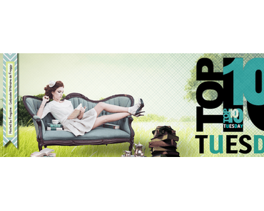 Top Ten Tuesday # 39
