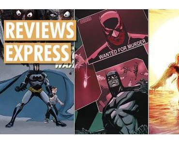 Titres DC Comics sortis le 3 janvier 2018