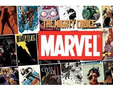 Les 5 meilleures séries du moment chez Marvel Comics