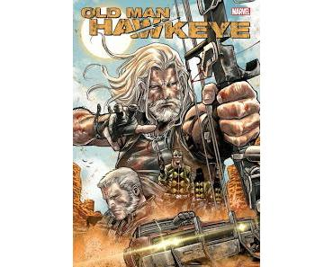 OLD MAN HAWKEYE #1 : UN BON VIEUX CLINT BARTON (review)