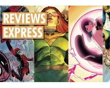 Titres Marvel Comics sortis le 10 janvier 2018