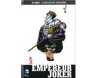 EMPEREUR JOKER (DC COMICS LE MEILLEUR DES SUPER-HEROS TOME 63 CHEZ EAGLEMOSS)