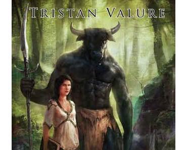 Légendes de Rayhana, tome 1 : La quête de Lya (Tristan Valure)