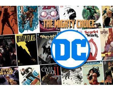 Les 5 meilleures séries du moment chez DC Comics