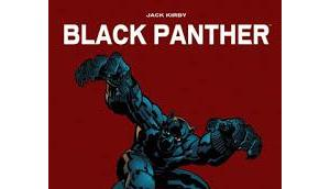 Black panther monde disparaître (marvel vintage)