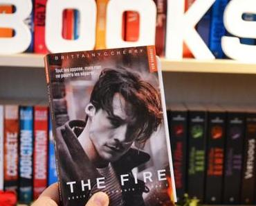 THE ELEMENTS, TOME 2 : THE FIRE – BRITTAINY C. CHERRY