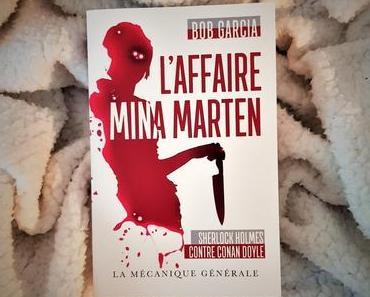 "L'Affaire Mina Marten ""Sherlock Holmes Contre Conan Doyle"""