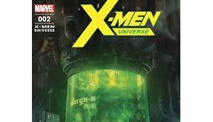 X-men universe weapons mutant destruction arrive chez panini