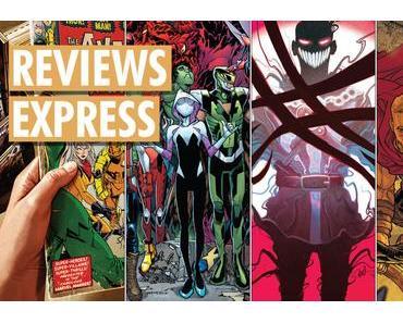 Titres Marvel Comics sortis le 17 janvier 2018