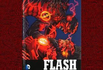 Dc comics le meilleur des super h ros t65 flash en n gatif buccellato manapul - Flash le super heros ...