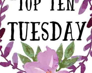 Top Ten Tuesday #69