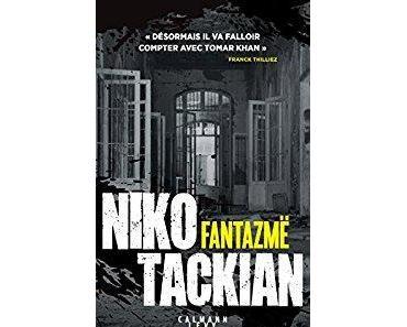 Fantazmë - Niko Tackian