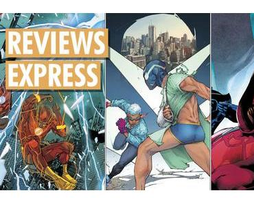 Titres DC Comics du 11 avril 2018