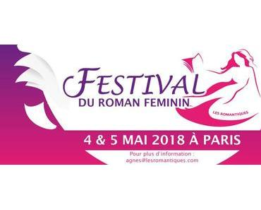 FOCUS SUR LA TROISIEME EDITION DU FESTIVAL DU ROMAN FEMININ