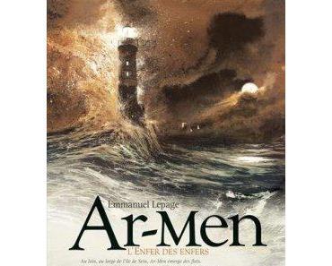 Ar-Men : L'Enfer des Enfers, d'Emmanuel Lepage