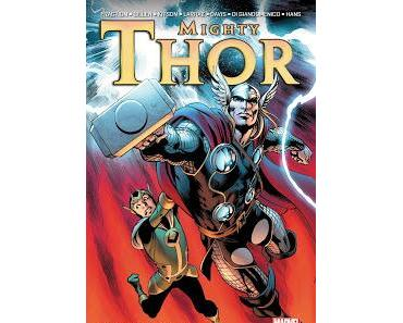 MIGHTY THOR VOL.2 COMBUSTION TOTALE (MARVEL DELUXE)