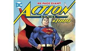 Action comics #1000 superman