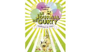 journal Gurty Printemps chien Bertrand Santini