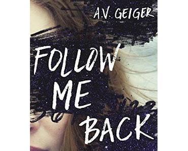 Follow me back, tome 1 - A.V. Geiger