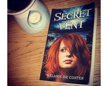 Me secret du vent de Mélanie De Coster