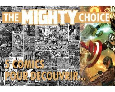 5 comics pour découvrir les Avengers