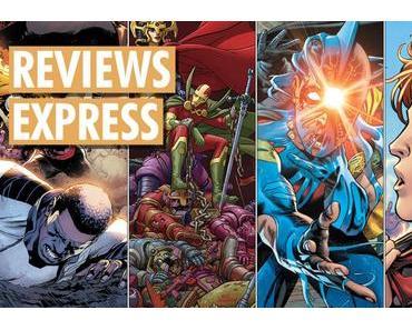 Titres DC Comics sortis les 18 et 25 avril 2018