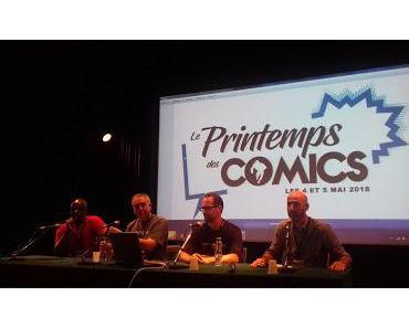 PDC2018 LE PRINTEMPS DES COMICS DAY 1