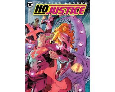 JUSTICE LEAGUE NO JUSTICE #1 : UNE INTRODUCTION A LA FUTURE JUSTICE LEAGUE