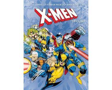 L'INTEGRALE X-MEN 1993 (3) : ATTRACTIONS FATALES