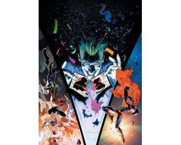 DC NATION #0 : TROIS PREVIEW POUR L'AVENIR DU DC UNIVERSE