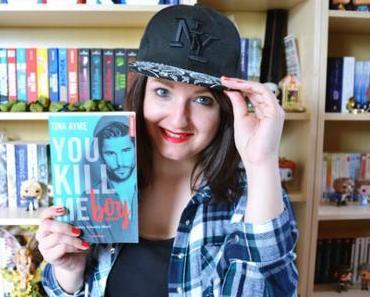 You kill me, Tome 1 : You kill me Boy – Tina Ayme