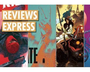 Titres Image Comics sortis le 25 avril et le 2 mai 2018