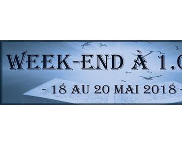 #4 Week-end à 1.000 du 18 au 20 mai 2018