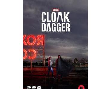 "CLOAK AND DAGGER : LA NOUVELLE SERIE ""YOUNG ADULT"" MARVEL COMICS"